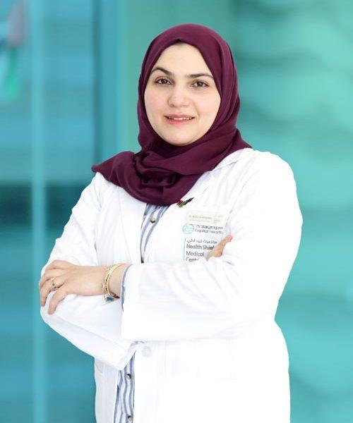 DR. AISHA AL MUKHTAR