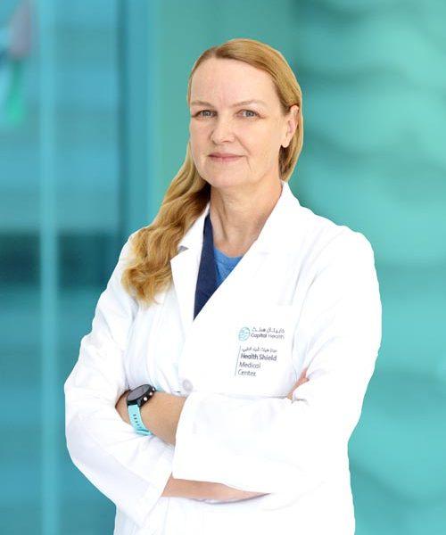 DR. BARBARA DOHRN