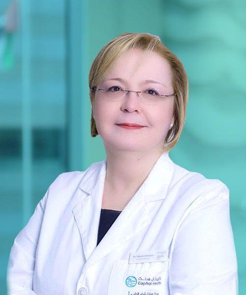 DR. GHANIA SLIMANI