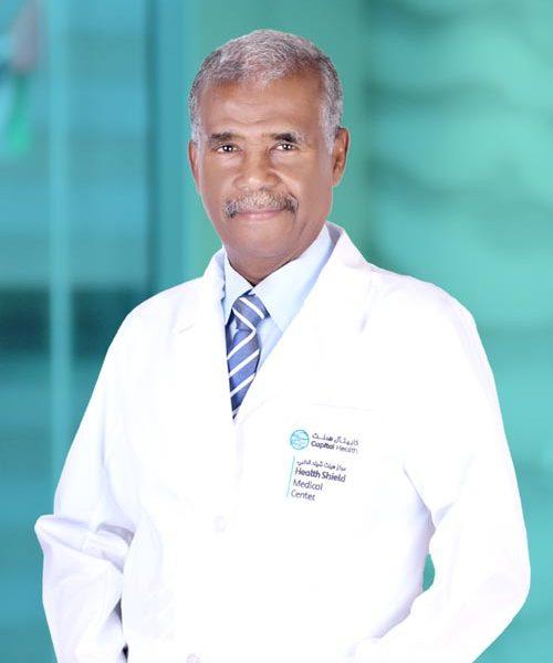 DR. HAMED BENBARKA