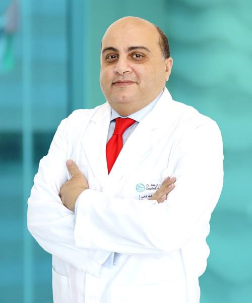 DR. HICHAM GHARIB