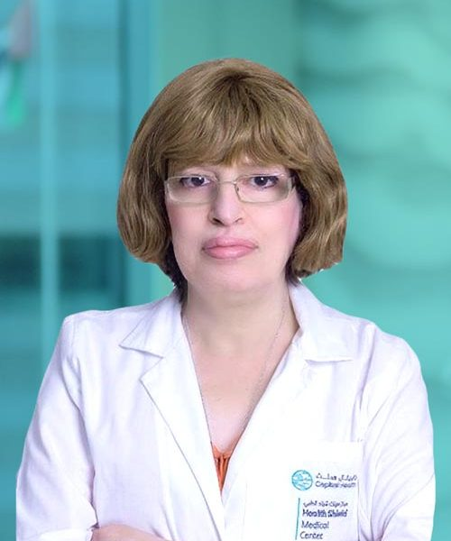 DR. JOMANA ODAI