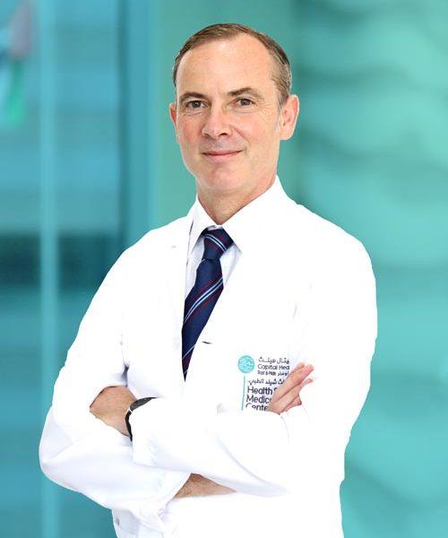 DR. JORG MEYER